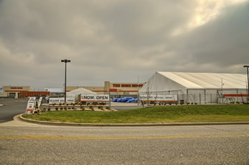 home depot (500 x 332) Joplin, MO   A Year After the Tornado