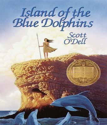 island of the blue dolphins (341 x 400) Fab Five   Childrens Books