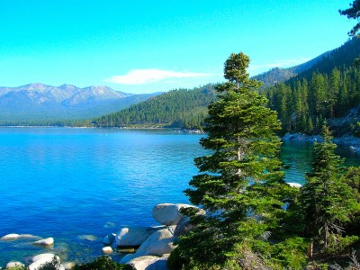Lake Tahoe Ca/NV