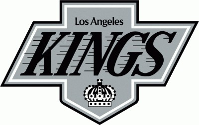 LA Kings Logo 1988-1995