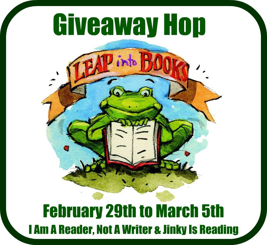 leapintobooks2 Girl Land Book Give It Away   Leap Into Books