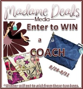 md events coach1 Coach Kyra Messenger Bag Purse Giveaway #BTSCoach