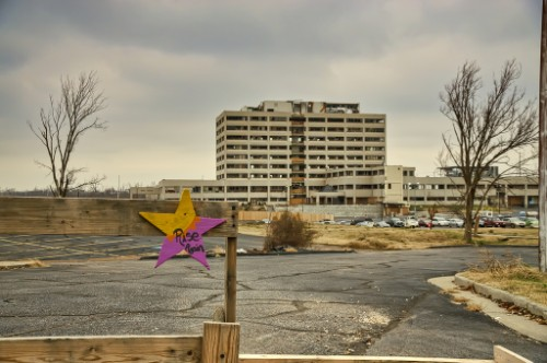 mercyhospital (500 x 332) Joplin, MO   A Year After the Tornado