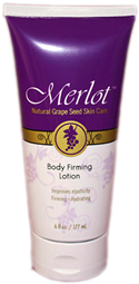 Merlot Firming Lotion