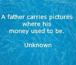 Fathers Day Money Quote