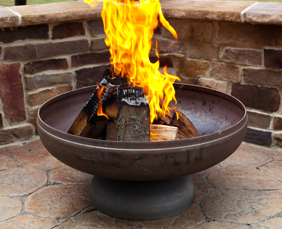 Ohio Flame Artisan Made Fire Pit Giveaway