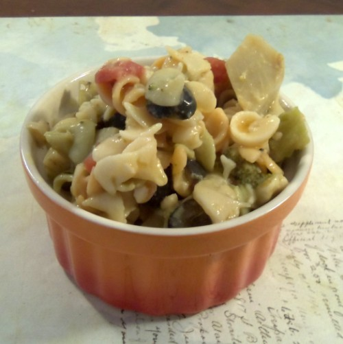 pastasalad (500 x 501) The Best Pasta Salad Recipe