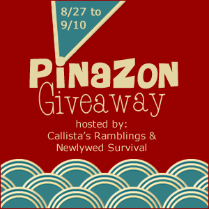 Pinazon Pinterest hop $60 Amazon gift card giveaway