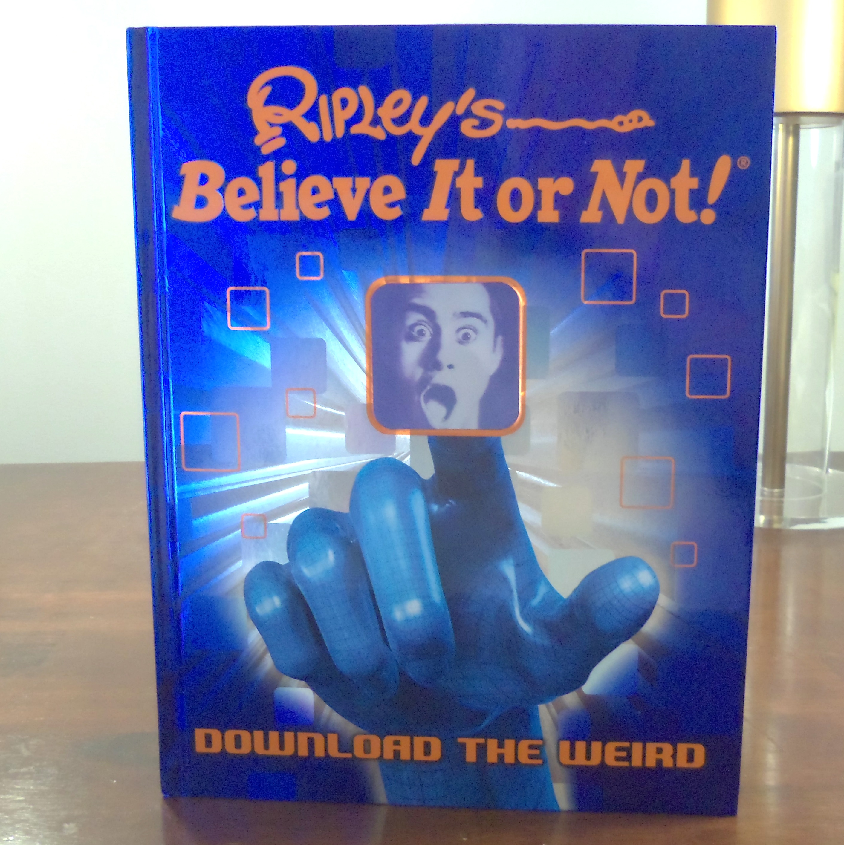 ripleybook Ripleys Believe It or Not Download the Weird Book