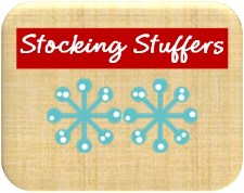 Stocking Stuffers Holiday Gift Guide 2012