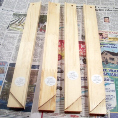 stretcherbars2 (400 x 401) Make Your Own Picture Frame for $5