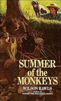 summerofthemonkeys (211 x 350) A few of my Favorite Books