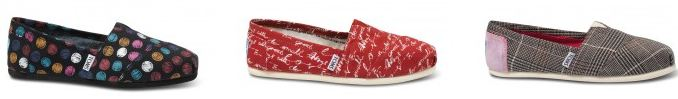 Toms Shoes Giveaway