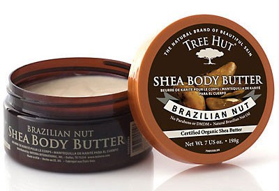 Tree Hut Body Butter