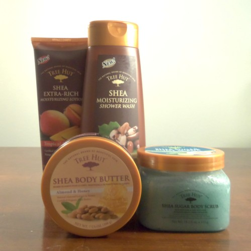 Get Ready for Summer with Tree Hut Bath and Body