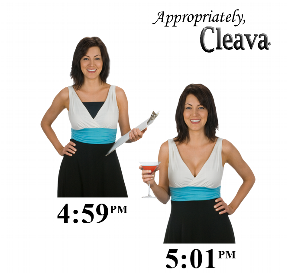 Cleava Day to Night style