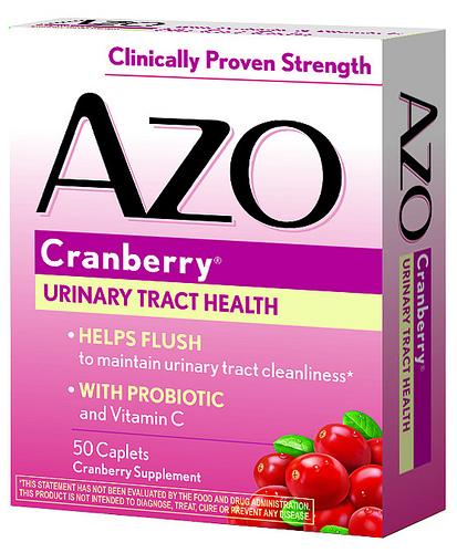 AZO Cranberry Urinary Tract Health Product