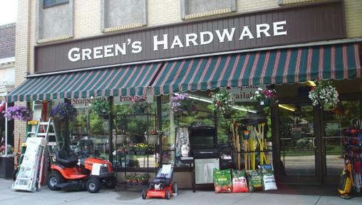 Greens Hardware