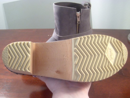 Sandgrens Philly Boots sole
