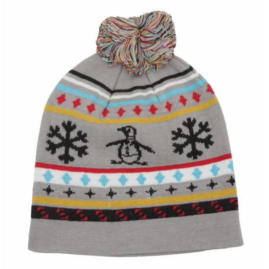 Winter Penguin Hat