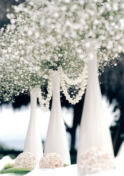 Decor ideas for winter weddings