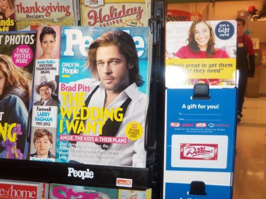 Brad Pitt People Magazine