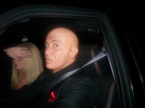 Gene Simmons Bald