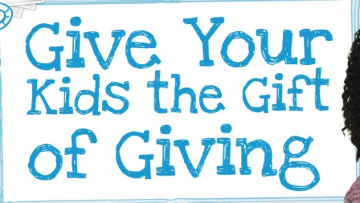 Give your kids the gift of giving BGCA