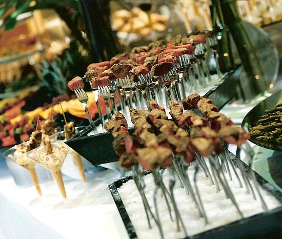 Food For Outdoor Wedding: Winter Wedding Ideas For 2012