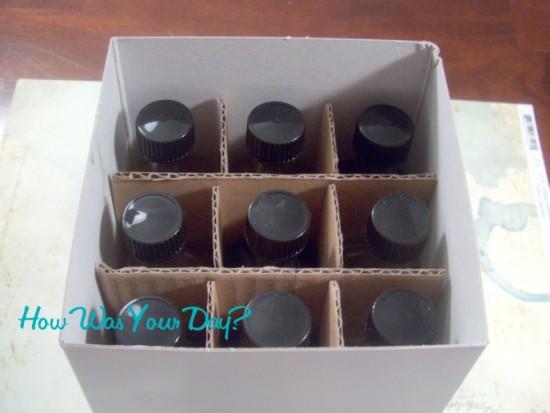 Devo Olive Oil sampler