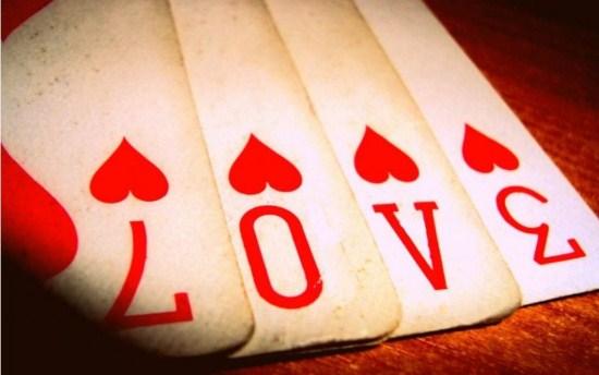 Heart Love Cards