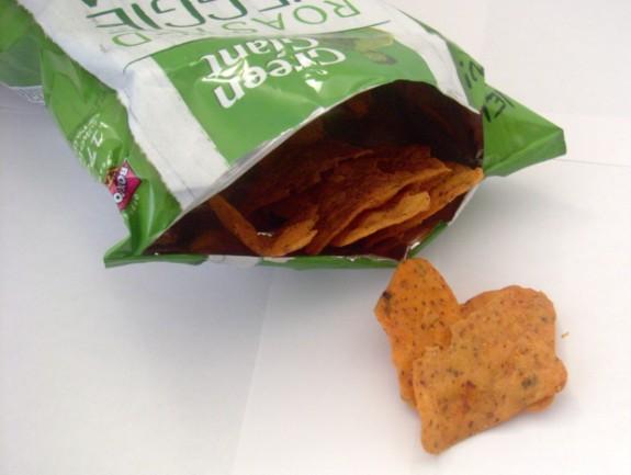 Green Giant Roasted Veggie Tortilla Chips