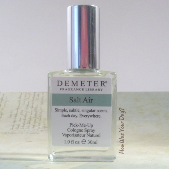 Salt Air Cologne by Demeter Fragrance Library
