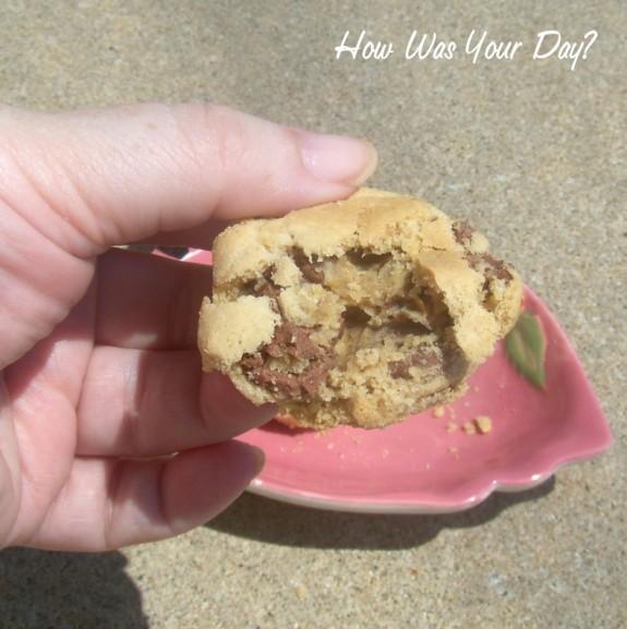 Barts Cookies inside