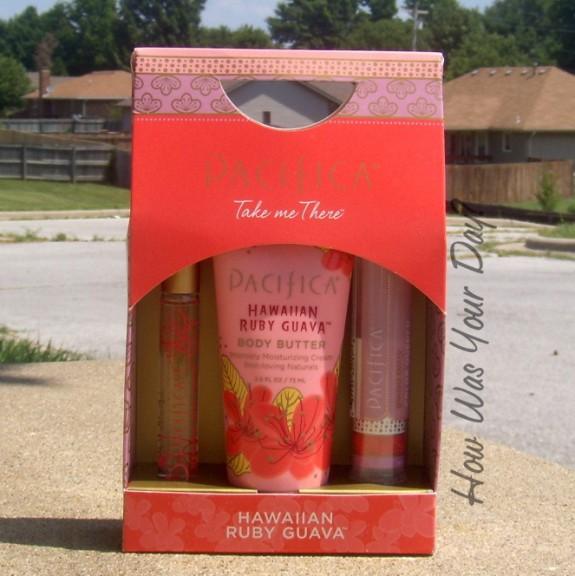 Pacifica Hawaiian Ruby Guava Take Me Away Set