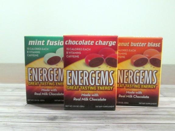 Energems Caffiene candy