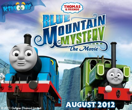Thomas Blue Mountain Mystery Movie