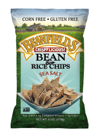 Beanfields Rice and Bean Chips
