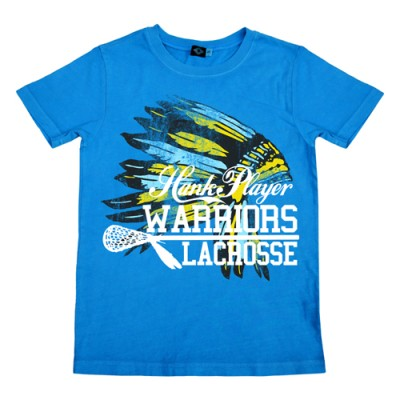 Hank Player Lacrosse Vintage Tee Shirt