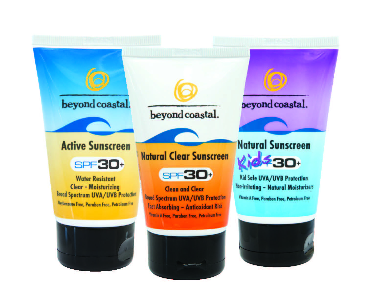 Beyond Coastal Eco Friendly Sunscreen