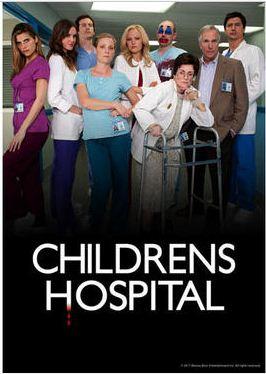 Children's Hospital Season 3 on DVD
