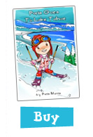 Paris Goes TO Tahoe kids travel book