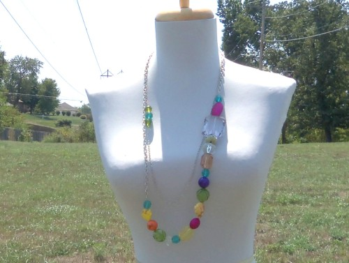 Custom Necklace from Fashion in the Forest