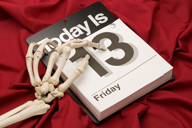 Why is Friday the 13th Bad Luck