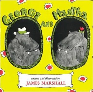 George and martha books