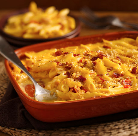 Bacon Macaroni and Chees Recipe