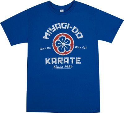 Karate Kid Miyagi Do T Shirt