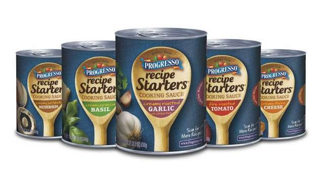 Progresso Meal Starter Sauces