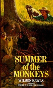 Summer of the monkeys book